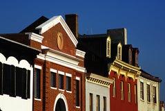 Häuser Lizenzfreies Stockbild