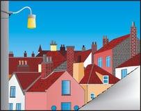 Häuser Lizenzfreie Stockfotos