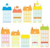 Häuser Lizenzfreies Stockfoto