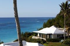 Häuser in Bermuda Lizenzfreies Stockbild