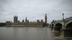 Häuser des Parlaments stock video footage