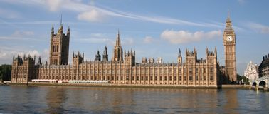 Häuser des Parlaments lizenzfreies stockfoto