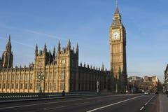 Häuser des Parlaments Lizenzfreie Stockfotografie