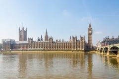 Häuser des Parlaments stockfotos