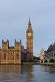 Häuser des Parlaments und des Big Ben Lizenzfreie Stockfotos