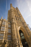 Häuser des Parlaments (westminister Palast) Stockfotos
