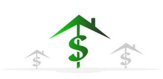 Häuser für Verkauf Lizenzfreies Stockfoto
