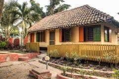 Häuser in großem Millys in Krokobite, Accra, Ghana Lizenzfreies Stockbild