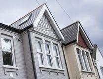 Häuser in London Lizenzfreies Stockfoto