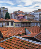 Häuser in Porto Lizenzfreies Stockfoto
