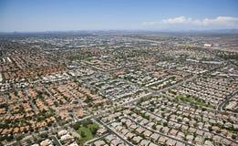 Häuser und Wohnungen Lizenzfreies Stockfoto