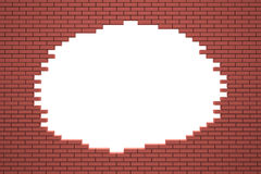 hål Arkivbilder