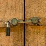 Håll det låset och kassaskåpet Royaltyfri Bild