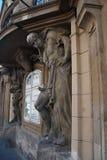 Hållande övre för hed en balkong Royaltyfri Fotografi