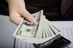 Pengartillverkare Arkivfoton