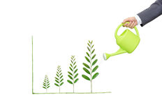 hållbar utveckling arkivbild