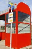 hållplats Royaltyfria Foton