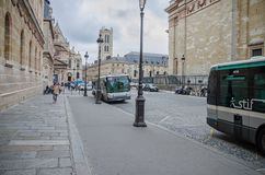 Hållplatspanteon i Paris Fotografering för Bildbyråer