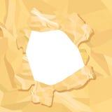 hålpapper royaltyfri illustrationer