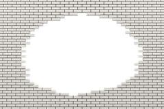 hålvägg Arkivbilder