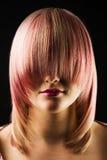 hår Royaltyfria Bilder