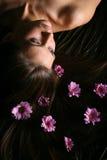 hår Royaltyfri Fotografi