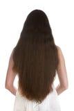 hår long royaltyfri fotografi