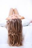 hår long Fotografering för Bildbyråer