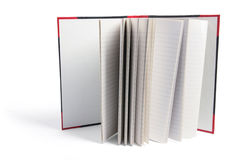 hård anmärkning för bokomslag Arkivbilder