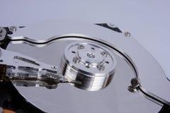 hård disk Fotografering för Bildbyråer