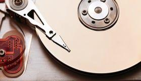 hård disk Royaltyfria Foton