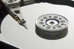 hård disk dof full royaltyfri foto