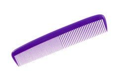 hårkamviolet arkivfoton