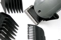 hårrakapparat royaltyfri bild