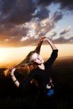 hårspelrum Fotografering för Bildbyråer