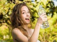 Hé, hydrate ! Photo libre de droits