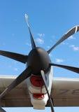 Hélice de avião Imagem de Stock