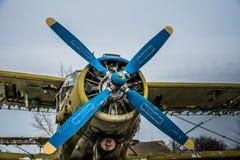 Hélice de avião fotos de stock royalty free