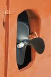 Hélice marine Photo libre de droits