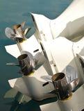 hélices Imagem de Stock