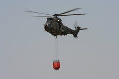 Hélicoptère Photos libres de droits