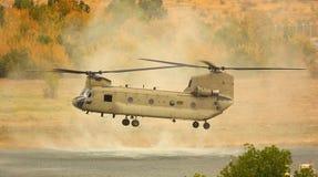Hélicoptère Photo libre de droits