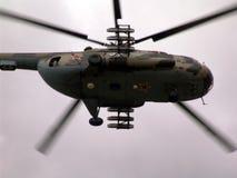 Hélicoptère Photographie stock