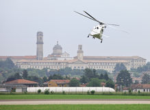 Hélicoptère d'Agusta Westland AW139 image stock