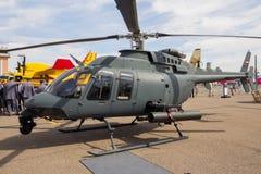 Hélicoptère de combat de Bell 407 Images stock