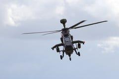 Hélicoptère de combat européen de tigre Photographie stock libre de droits