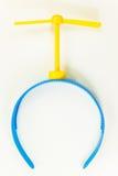Hélicoptère de Doraemon image stock