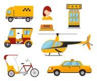 signe blanc city truck van cargo d 39 ic ne de jaune de transport d 39 isolement par taxi de voiture. Black Bedroom Furniture Sets. Home Design Ideas