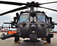 Hélicoptère des forces spéciales MH-60 Blackhawk Image libre de droits