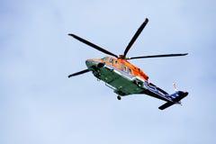 Hélicoptère HeliService Image libre de droits